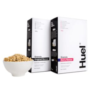Huel Granola Review