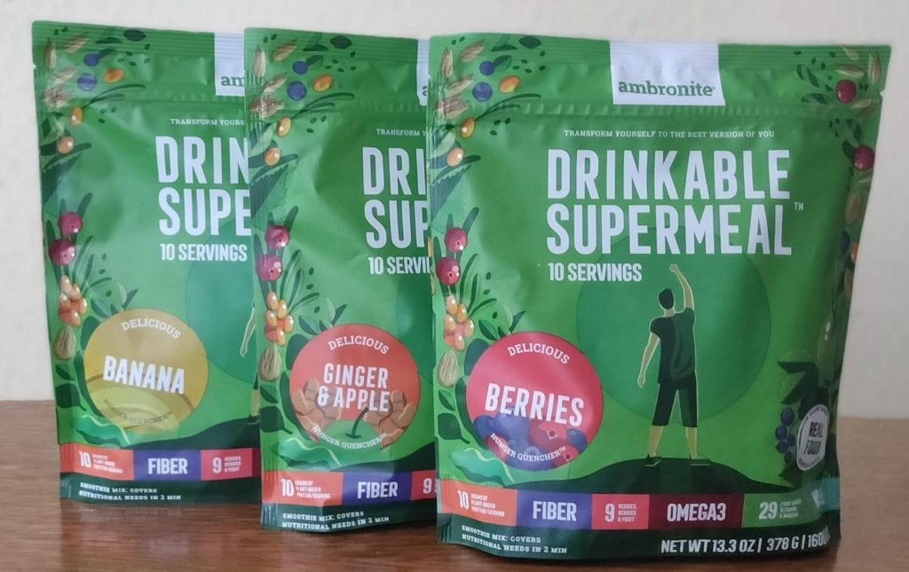 Complete Meal Shake Flavours