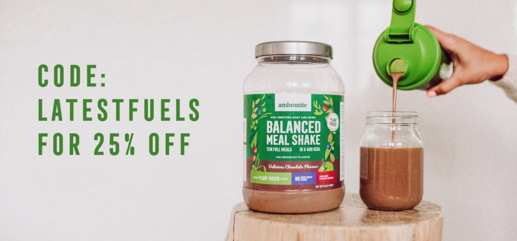 Balanced Meal Shake Chocolate
