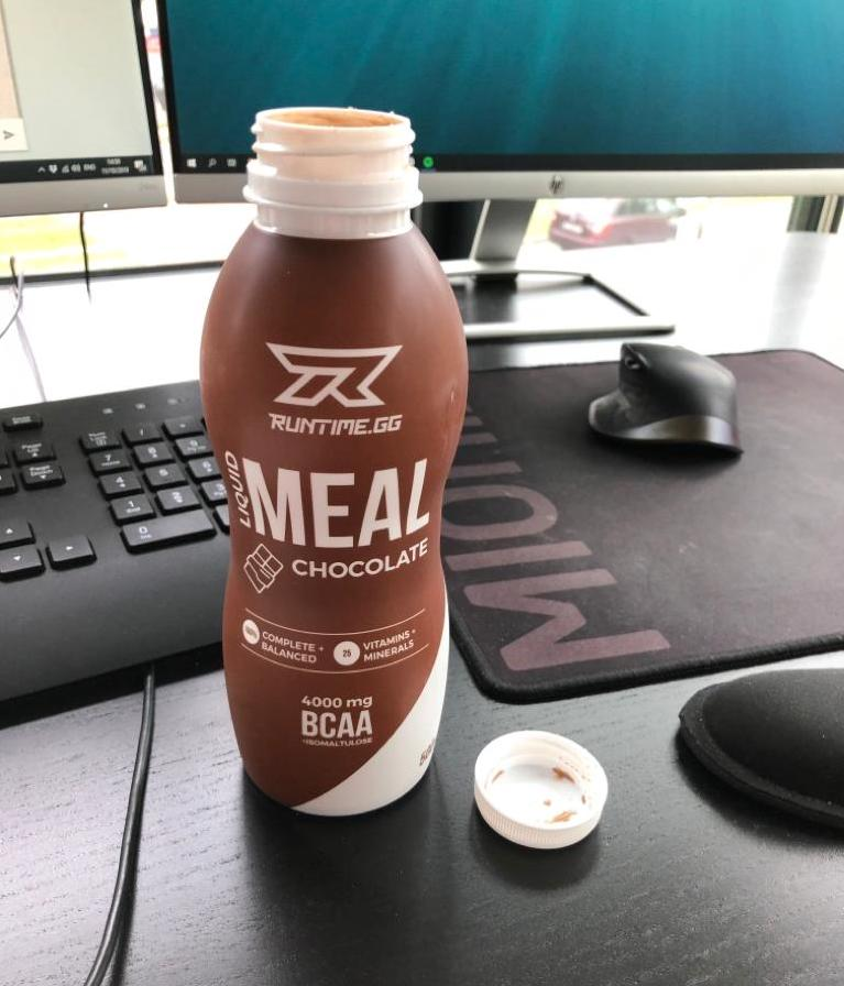 Liquid Meal taste review