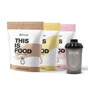 YFood powder Huel alternative