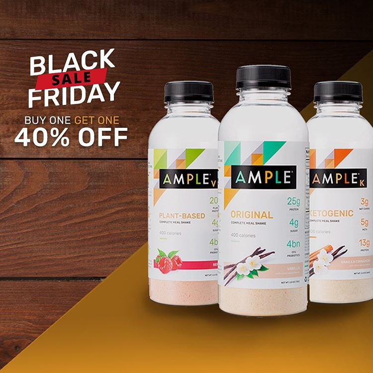 Ample Black Friday deals