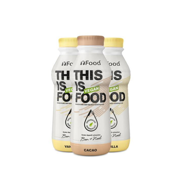 YFood Vegan RTD review