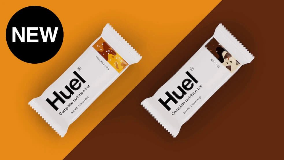 Huel bars USA