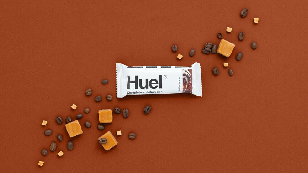 Huel Bar 3.1 Salted Caramel