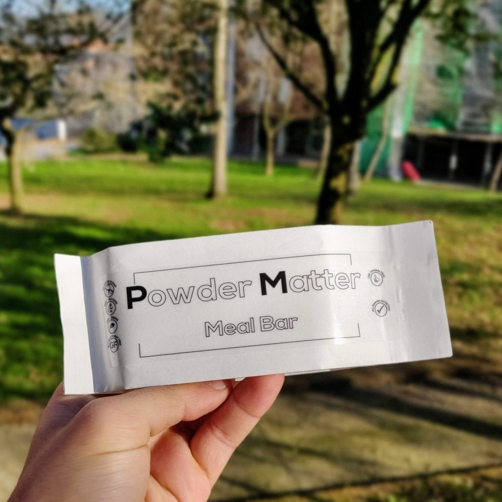 Powdermatter Meal Bar Review
