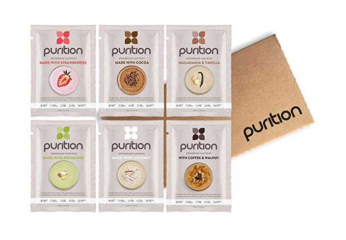 Purition Amazon Best meal replacement UK