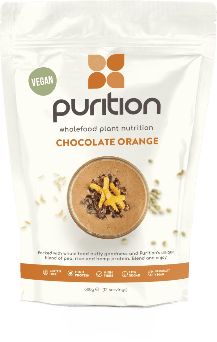 Purition Vegan Chocolate Orange