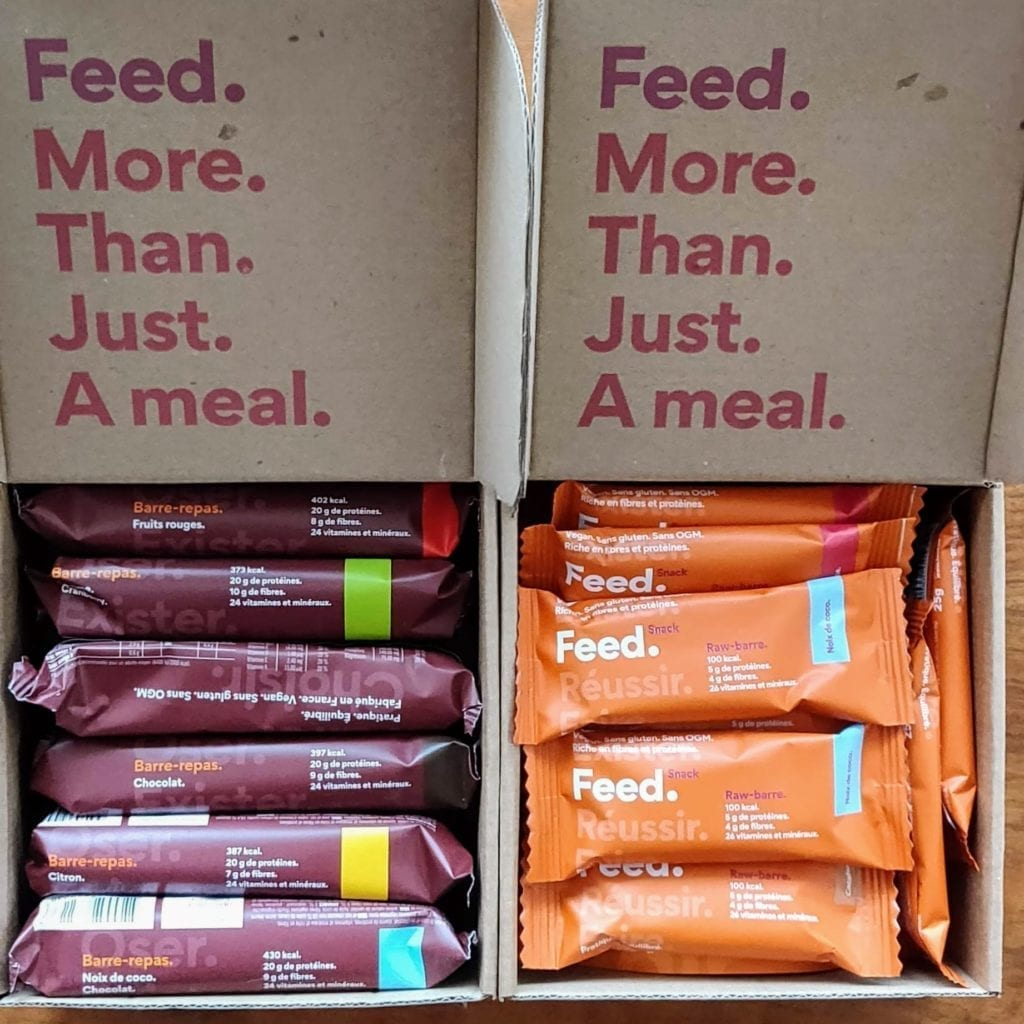Feed Bar box