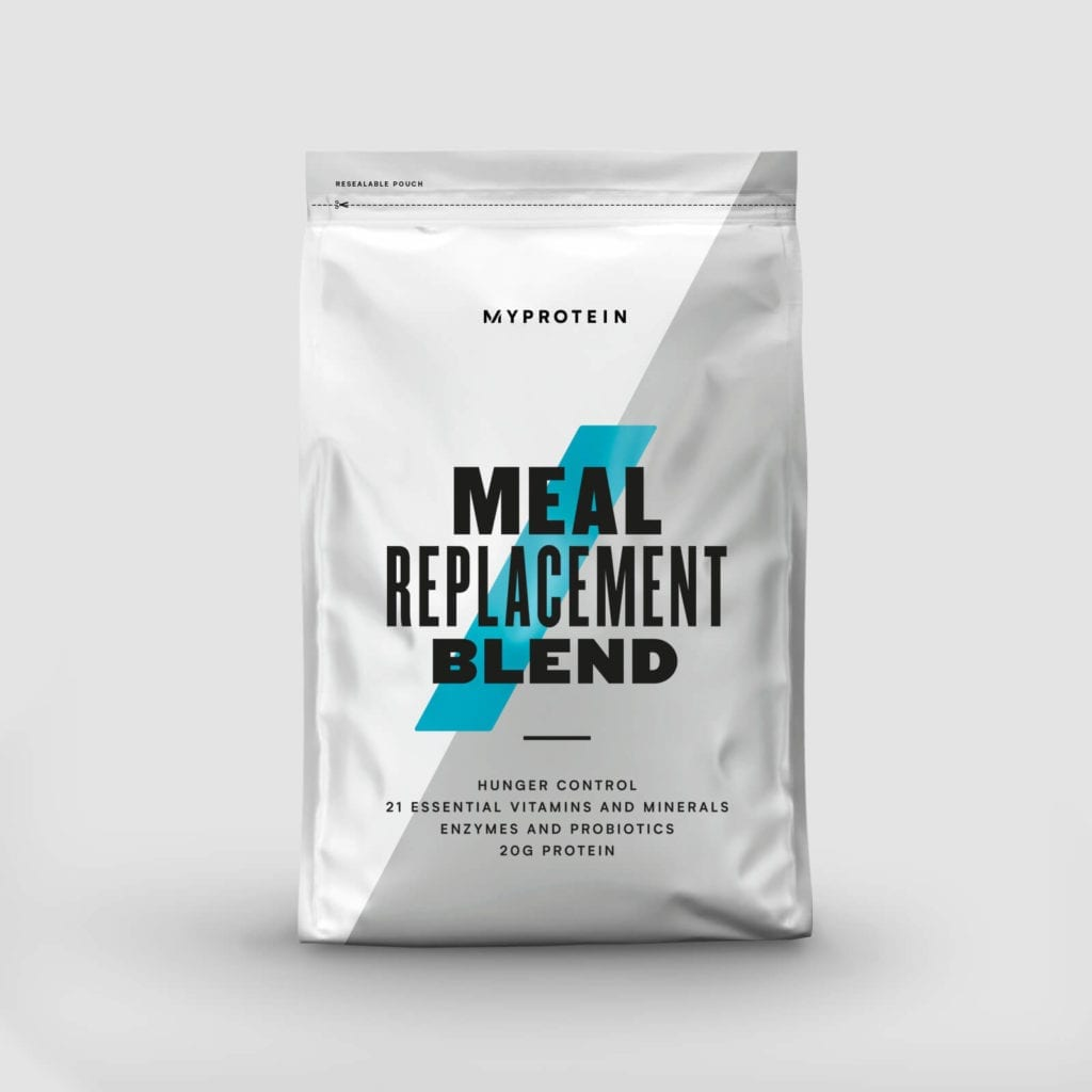 Meal replacement blend substitute shakeology