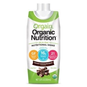 Orgain Nutritional Shake RTD Review