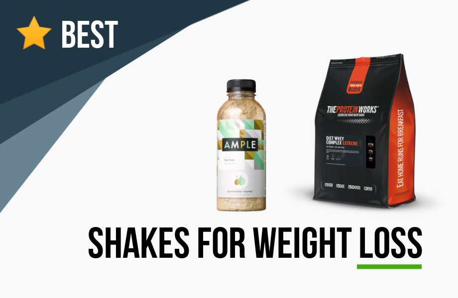 best meal replacement shakes for weight loss
