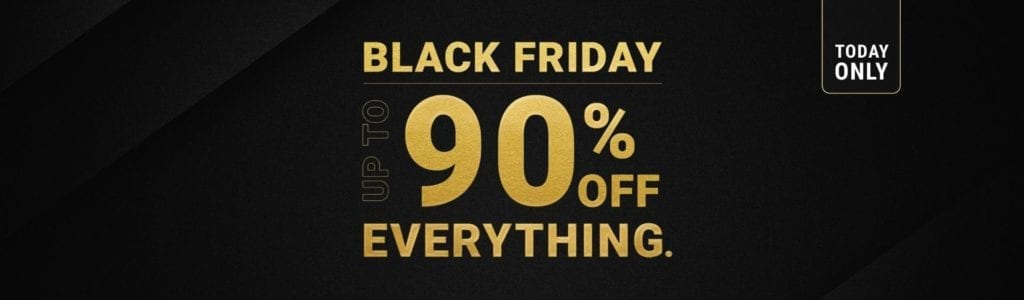 The Protein Works black friday