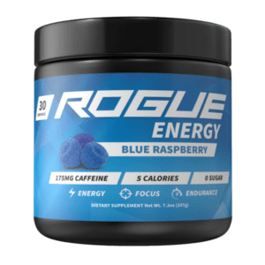 Rogue best gaming drink in the US